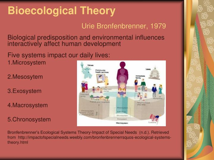 Bioecological Theory