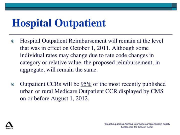 Hospital Outpatient