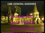 cibe general assembly6