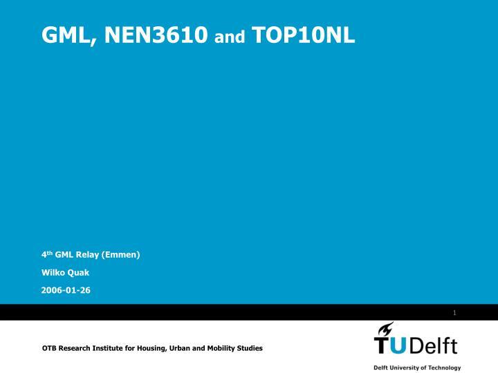 gml nen3610 and top10nl