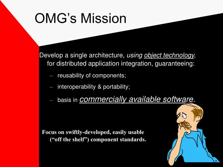 OMG's Mission
