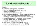 suffolk web geboortes 2