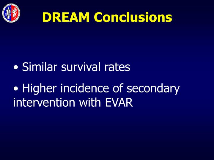 DREAM Conclusions