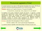prestazioni aggiuntive fislaf1