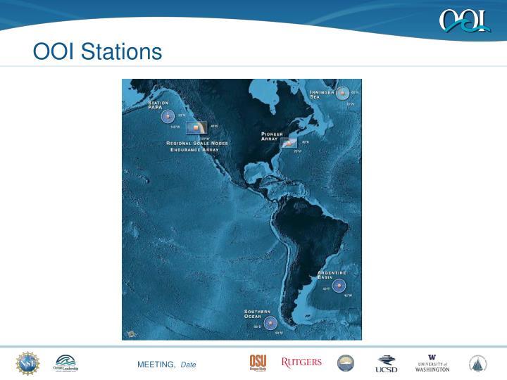 Ooi stations