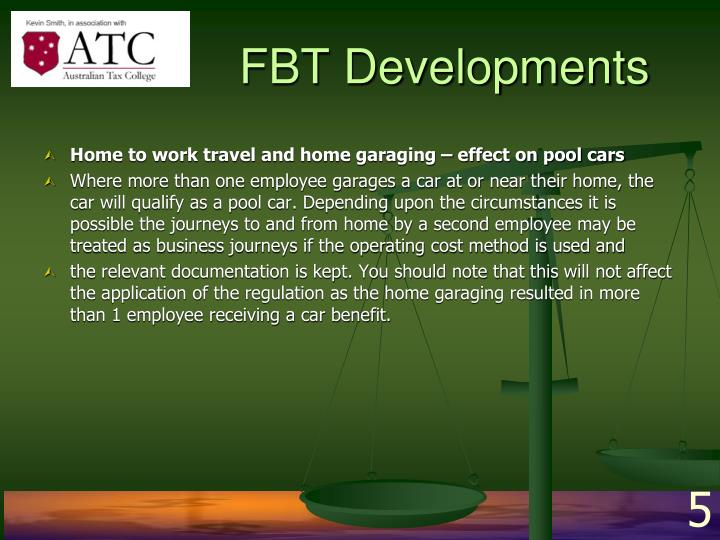 FBT Developments