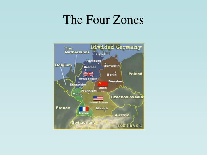 The Four Zones