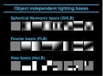 object independent lighting bases2