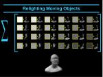 relighting moving objects27