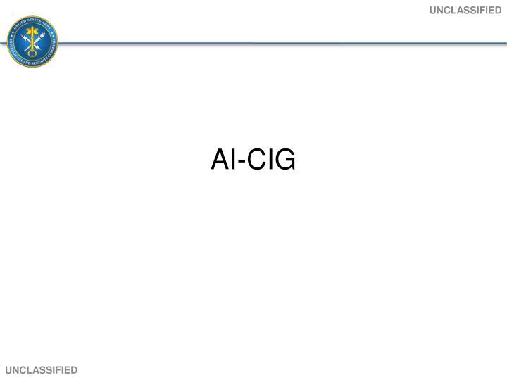 AI-CIG