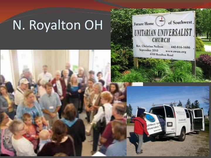 N. Royalton OH