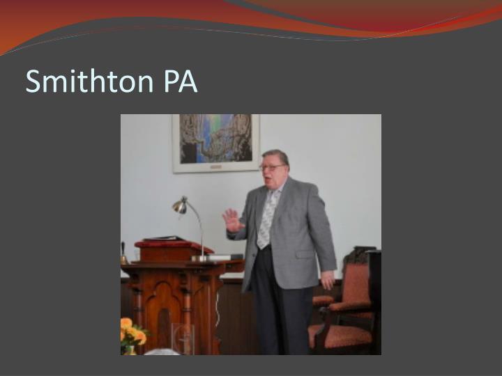 Smithton PA