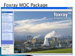 foxray moc package