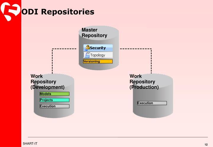 ODI Repositories