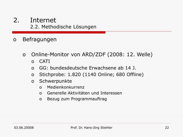 2.Internet