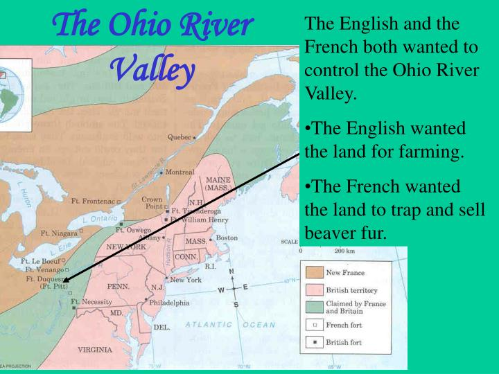 The Ohio River Valley