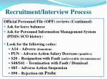 recruitment interview process2