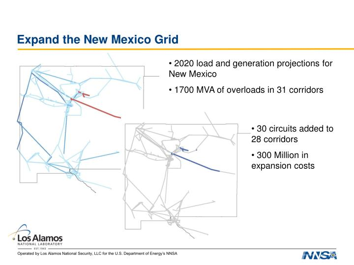 Expand the New Mexico Grid