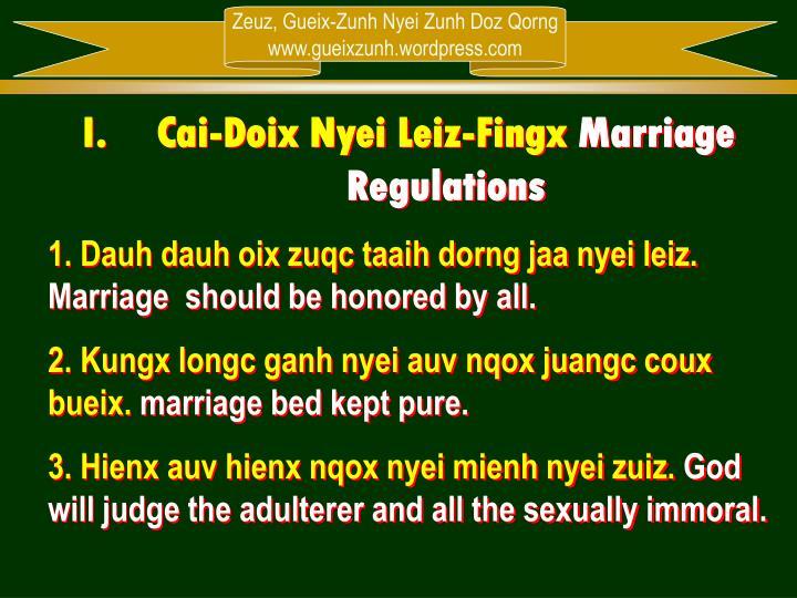 Cai-Doix Nyei Leiz-Fingx