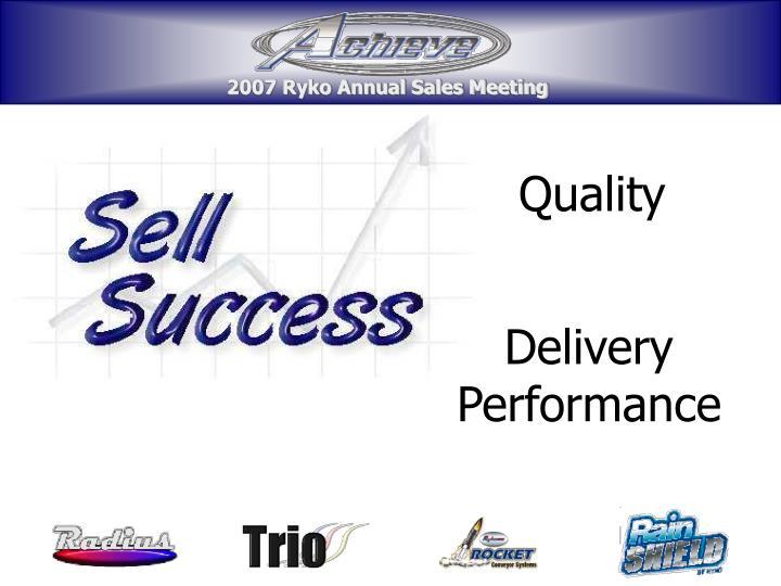 2007 Ryko Annual Sales Meeting