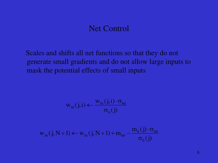 Net Control