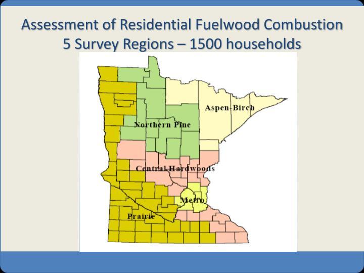 Assessment of Residential