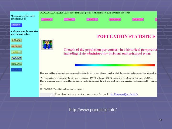 http://www.populstat.info/