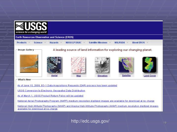 http://edc.usgs.gov/