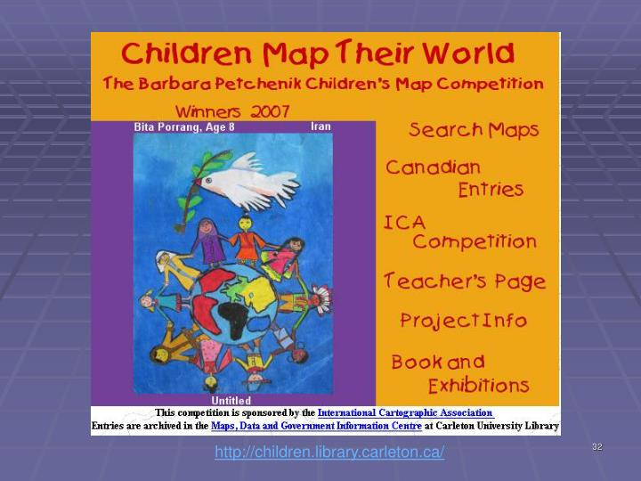 http://children.library.carleton.ca/