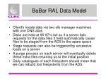 babar ral data model