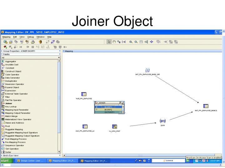 Joiner Object