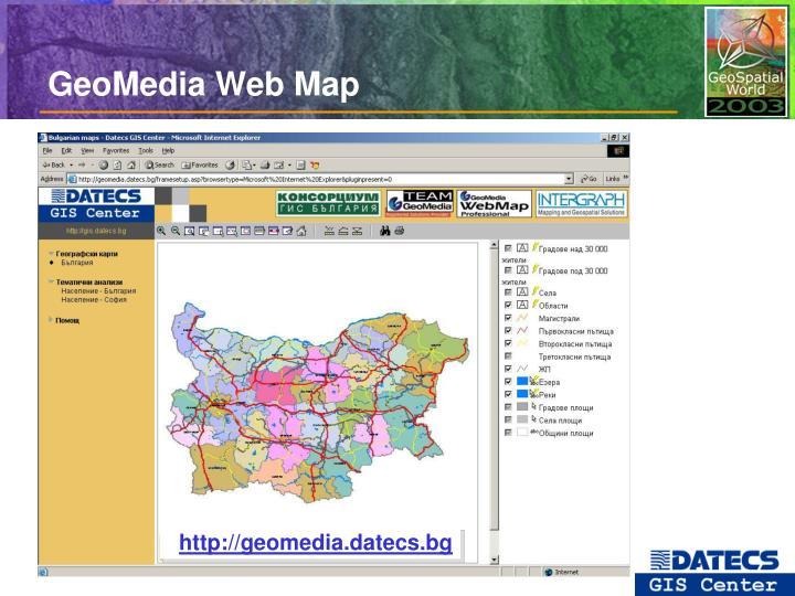 http://geomedia.datecs.bg