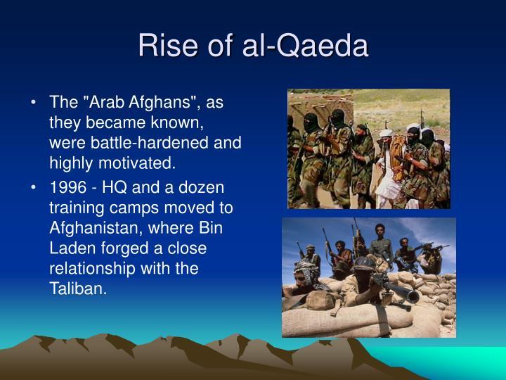 Rise of al-Qaeda