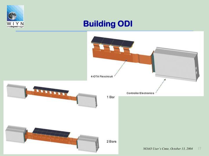 Building ODI