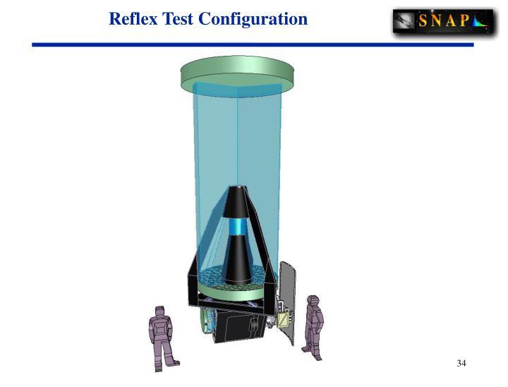 Reflex Test Configuration