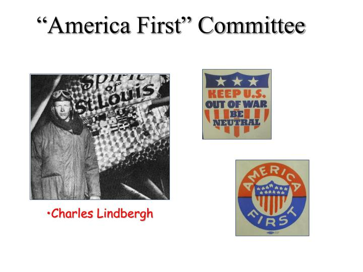 """America First"" Committee"