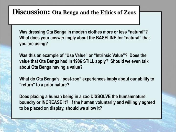 Discussion: