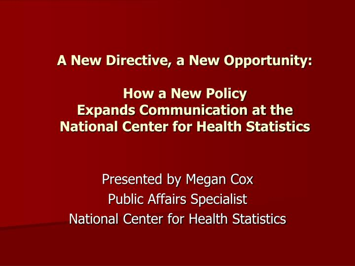 a brief description of public health Policy brief capacity planning in health care contained in this policy brief is complete and correct allan krasnik institute of public health.