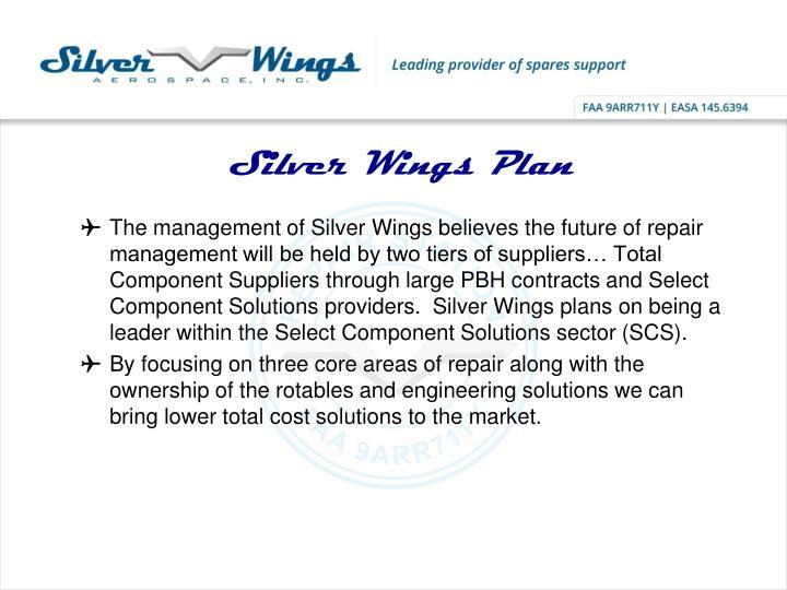 Silver Wings Plan
