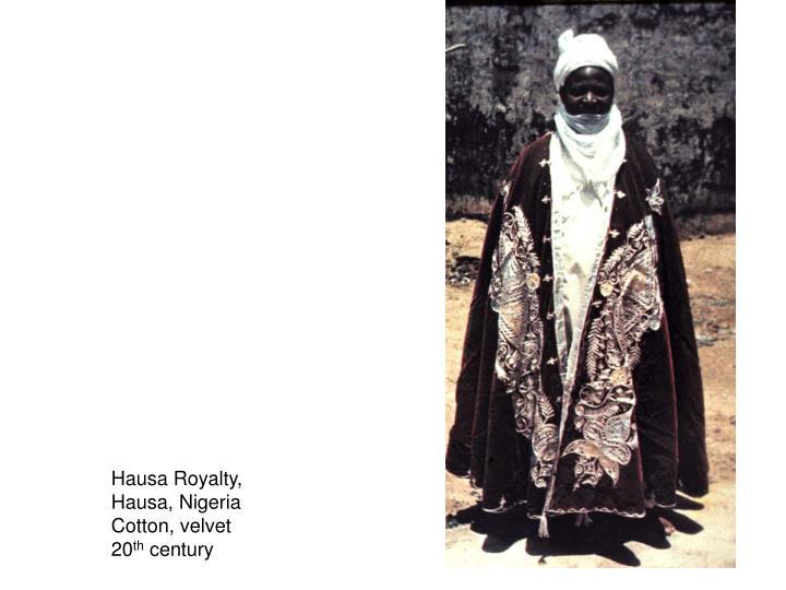 Hausa Royalty,