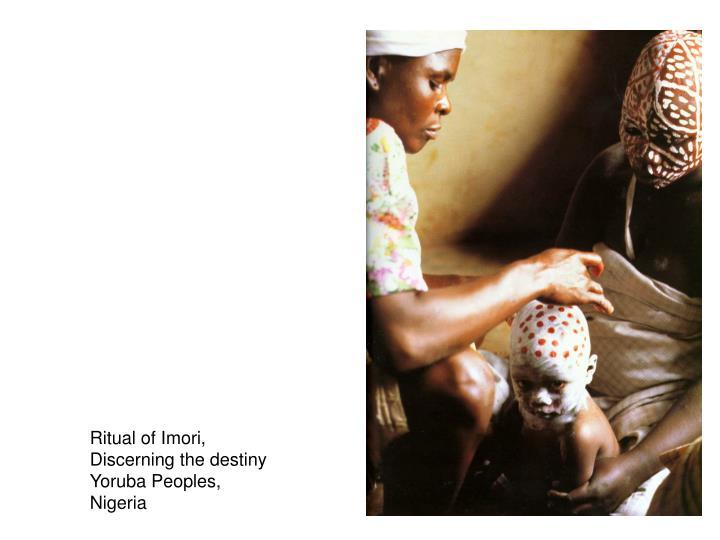 Ritual of Imori,