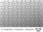 6 integration integration integration