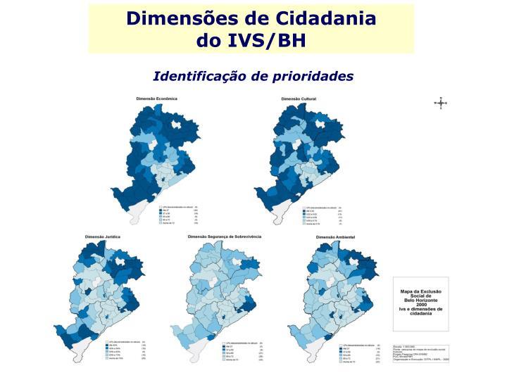 Dimensões de Cidadania