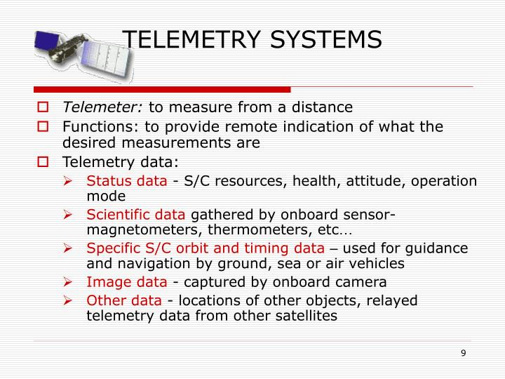 TELEMETRY SYSTEMS