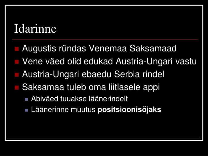 Idarinne