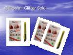 glitzsolini glitter sole1