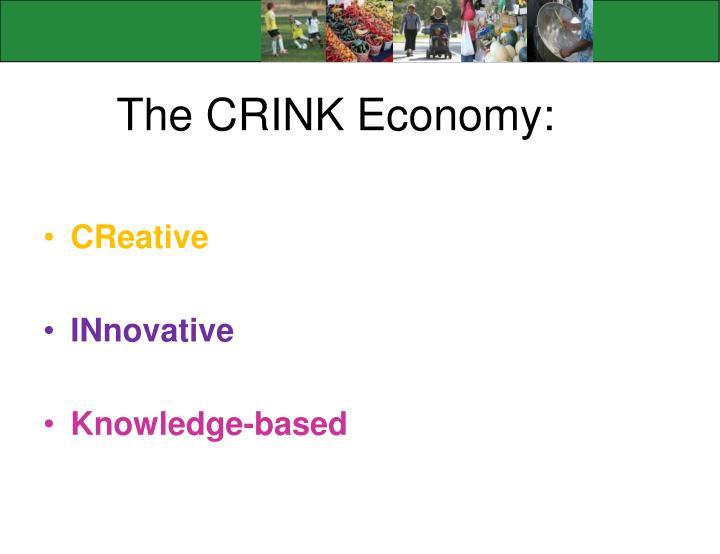 The CRINK Economy: