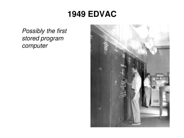1949 EDVAC