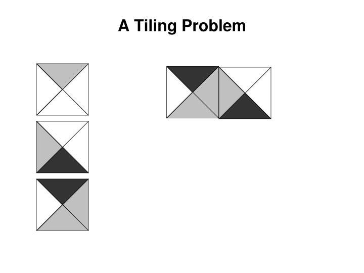 A Tiling Problem