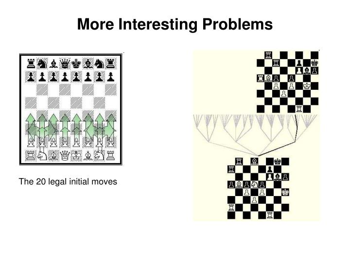 More Interesting Problems